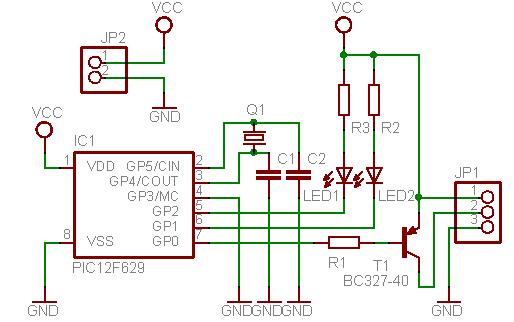 Картинки по запросу схема 12f629.